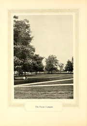 Page 12, 1928 Edition, University of Indianapolis - Oracle Yearbook (Indianapolis, IN) online yearbook collection