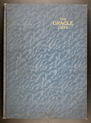1936 Edition, University of Indianapolis - Oracle Yearbook (Indianapolis, IN)