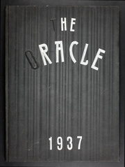 1937 Edition, University of Indianapolis - Oracle Yearbook (Indianapolis, IN)
