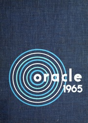 1965 Edition, University of Indianapolis - Oracle Yearbook (Indianapolis, IN)