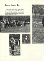 Page 38, 1970 Edition, University of Indianapolis - Oracle Yearbook (Indianapolis, IN) online yearbook collection