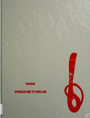 Page 1, 1986 Edition, Indiana University Kokomo - Prometheus Yearbook (Kokomo, IN) online yearbook collection