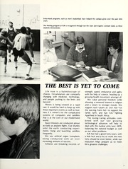 Page 11, 1986 Edition, Indiana University Kokomo - Prometheus Yearbook (Kokomo, IN) online yearbook collection