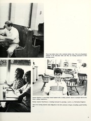 Page 13, 1986 Edition, Indiana University Kokomo - Prometheus Yearbook (Kokomo, IN) online yearbook collection