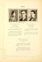 Page 30, 1931 Edition, Indiana Wesleyan University - Marionette Yearbook (Marion, IN) online yearbook collection