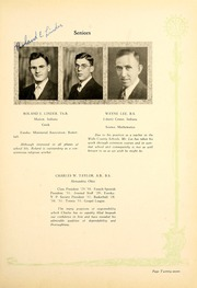 Page 31, 1931 Edition, Indiana Wesleyan University - Marionette Yearbook (Marion, IN) online yearbook collection
