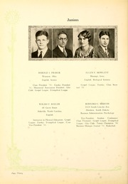 Page 34, 1931 Edition, Indiana Wesleyan University - Marionette Yearbook (Marion, IN) online yearbook collection