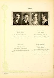 Page 44, 1931 Edition, Indiana Wesleyan University - Marionette Yearbook (Marion, IN) online yearbook collection