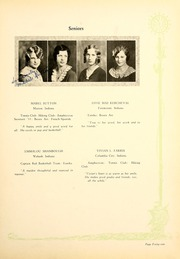 Page 45, 1931 Edition, Indiana Wesleyan University - Marionette Yearbook (Marion, IN) online yearbook collection