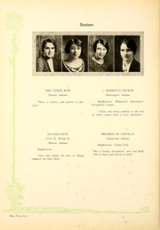 Page 46, 1931 Edition, Indiana Wesleyan University - Marionette Yearbook (Marion, IN) online yearbook collection