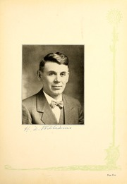 Page 9, 1931 Edition, Indiana Wesleyan University - Marionette Yearbook (Marion, IN) online yearbook collection