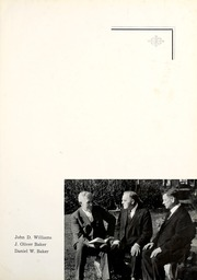 Page 11, 1936 Edition, Indiana Wesleyan University - Marionette Yearbook (Marion, IN) online yearbook collection