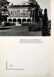 Page 14, 1936 Edition, Indiana Wesleyan University - Marionette Yearbook (Marion, IN) online yearbook collection