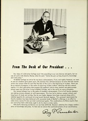 Page 14, 1960 Edition, Bethel College - Helm Yearbook (Mishawaka, IN) online yearbook collection