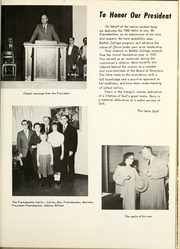 Page 9, 1960 Edition, Bethel College - Helm Yearbook (Mishawaka, IN) online yearbook collection