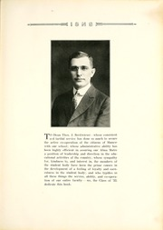 Page 7, 1922 Edition, Ball State University - Orient Yearbook (Muncie, IN) online yearbook collection