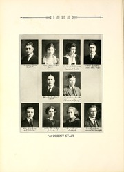 Page 8, 1922 Edition, Ball State University - Orient Yearbook (Muncie, IN) online yearbook collection