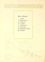 Page 12, 1928 Edition, Ball State University - Orient Yearbook (Muncie, IN) online yearbook collection