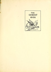 Page 5, 1928 Edition, Ball State University - Orient Yearbook (Muncie, IN) online yearbook collection