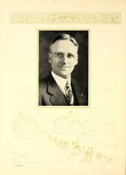 Page 8, 1928 Edition, Ball State University - Orient Yearbook (Muncie, IN) online yearbook collection