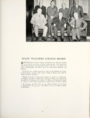 Page 17, 1941 Edition, Ball State University - Orient Yearbook (Muncie, IN) online yearbook collection