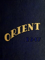 Page 1, 1947 Edition, Ball State University - Orient Yearbook (Muncie, IN) online yearbook collection