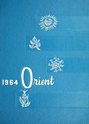 1964 Edition, Ball State University - Orient Yearbook (Muncie, IN)