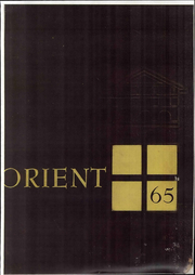 1965 Edition, Ball State University - Orient Yearbook (Muncie, IN)