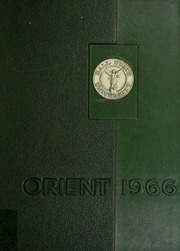 1966 Edition, Ball State University - Orient Yearbook (Muncie, IN)