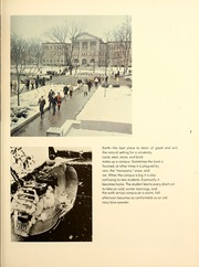 Page 11, 1967 Edition, Ball State University - Orient Yearbook (Muncie, IN) online yearbook collection