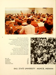 Page 6, 1967 Edition, Ball State University - Orient Yearbook (Muncie, IN) online yearbook collection