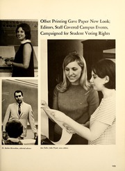 Page 311, 1968 Edition, Ball State University - Orient Yearbook (Muncie, IN) online yearbook collection