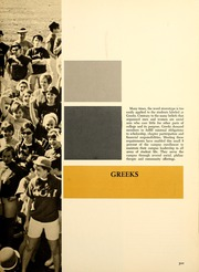 Page 313, 1968 Edition, Ball State University - Orient Yearbook (Muncie, IN) online yearbook collection