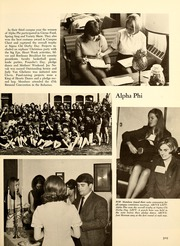 Page 321, 1968 Edition, Ball State University - Orient Yearbook (Muncie, IN) online yearbook collection