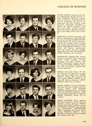 Page 405, 1968 Edition, Ball State University - Orient Yearbook (Muncie, IN) online yearbook collection