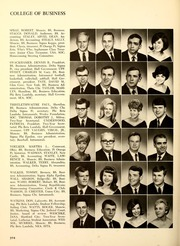 Page 406, 1968 Edition, Ball State University - Orient Yearbook (Muncie, IN) online yearbook collection