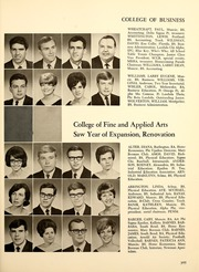 Page 407, 1968 Edition, Ball State University - Orient Yearbook (Muncie, IN) online yearbook collection