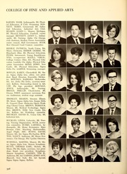 Page 408, 1968 Edition, Ball State University - Orient Yearbook (Muncie, IN) online yearbook collection