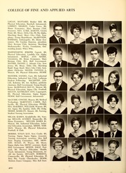 Page 412, 1968 Edition, Ball State University - Orient Yearbook (Muncie, IN) online yearbook collection