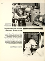 Page 136, 1969 Edition, Ball State University - Orient Yearbook (Muncie, IN) online yearbook collection