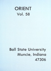 Page 5, 1976 Edition, Ball State University - Orient Yearbook (Muncie, IN) online yearbook collection