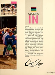 Page 11, 1988 Edition, Ball State University - Orient Yearbook (Muncie, IN) online yearbook collection