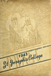 Page 1, 1943 Edition, St Josephs College - Phase Yearbook (Rensselaer, IN) online yearbook collection