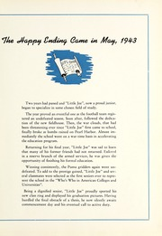 Page 11, 1943 Edition, St Josephs College - Phase Yearbook (Rensselaer, IN) online yearbook collection