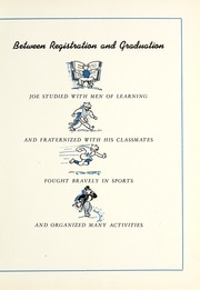 Page 15, 1943 Edition, St Josephs College - Phase Yearbook (Rensselaer, IN) online yearbook collection