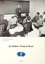 Page 16, 1943 Edition, St Josephs College - Phase Yearbook (Rensselaer, IN) online yearbook collection