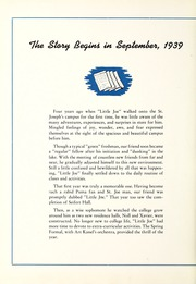 Page 8, 1943 Edition, St Josephs College - Phase Yearbook (Rensselaer, IN) online yearbook collection