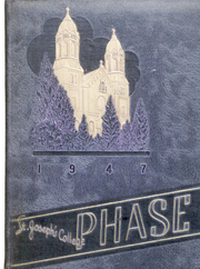 1947 Edition, St Josephs College - Phase Yearbook (Rensselaer, IN)