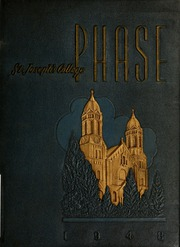 1948 Edition, St Josephs College - Phase Yearbook (Rensselaer, IN)