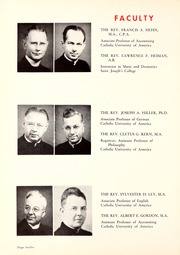 Page 16, 1948 Edition, St Josephs College - Phase Yearbook (Rensselaer, IN) online yearbook collection